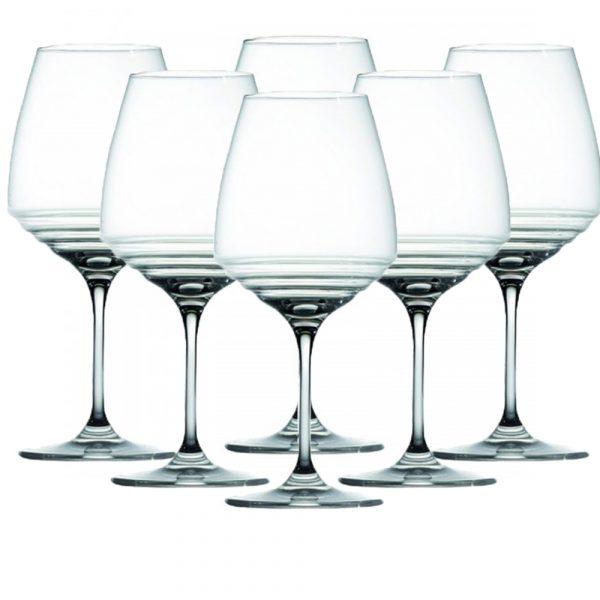 ZAFFERANO Nuove Esperienze Set 6 Wine Glasses Amarone