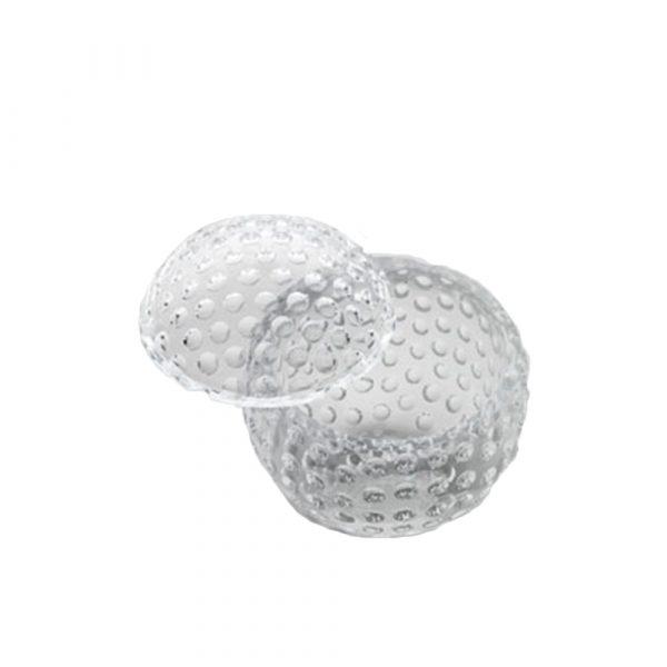 GIUSTI Ice Bucket Golf Transparent