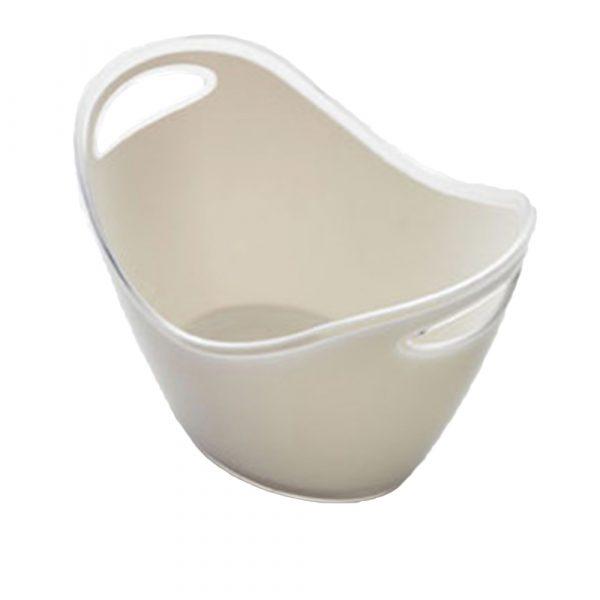 GIUSTI Ice Bucket Culla Champagne White