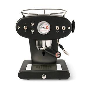 Illy - Ground coffee X1 Black