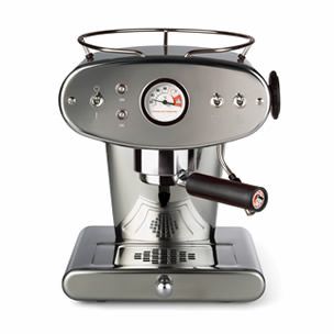 Illy - Ground Coffee X1 Stainless Steel