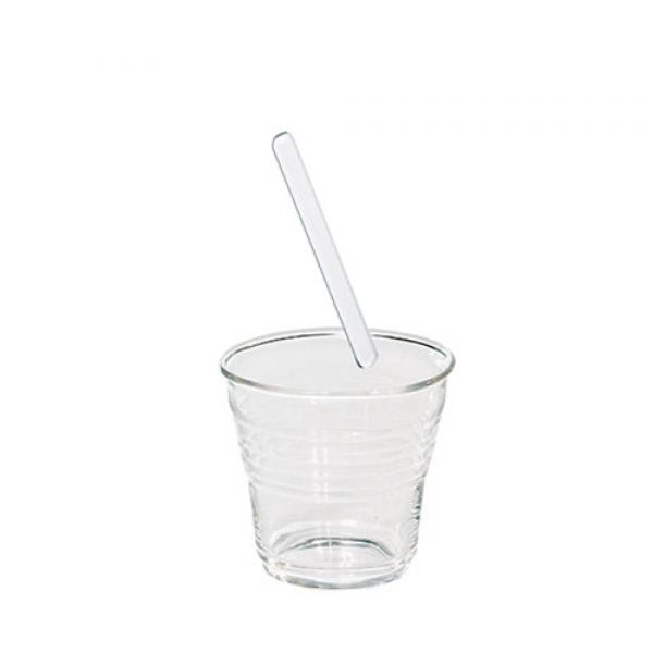 Seletti- Estetico Quotidiano - Set 6 bicchierini caffè vetro
