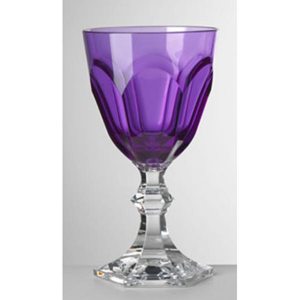 Giusti - Dolce Vita viola vino-6 pezzi s/scatola