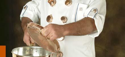 RUFFONI Opus Cupra Frying pan Copper 30 cm 3