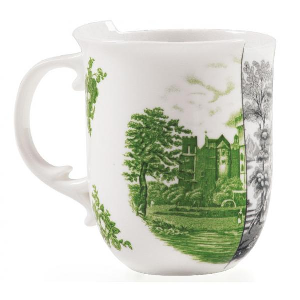 Seletti- HYBRID - Tazza Mug FEDORA