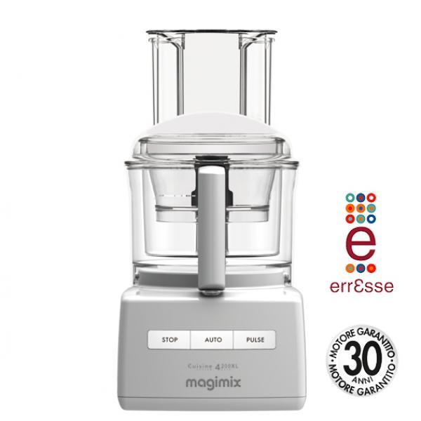 Magimix - Robot da cucina Cuisine 4200XL bianco