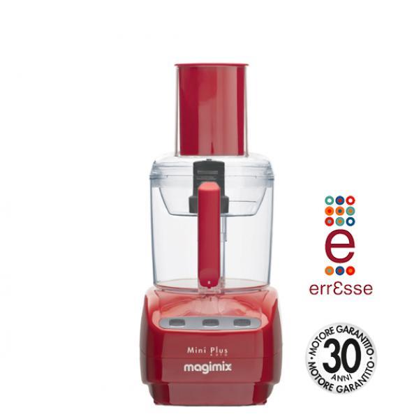 Magimix - Robot da cucina Mini Plus Rosso