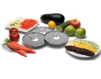 Magimix - Accessorio Kit 3 Dischi Cucina Creativa per 3200-4200-5200