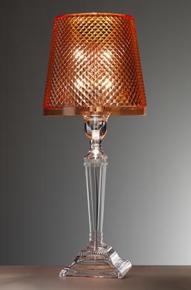 Giusti - Lampada Cleopatra Arancione