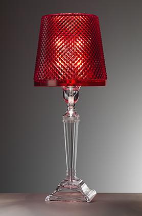 Giusti - Lampada Cleopatra Rossa