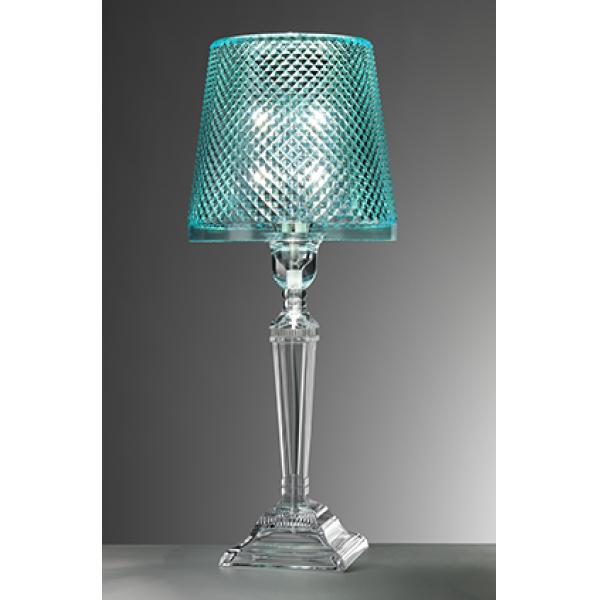 Giusti - Lampada Cleopatra Turchese