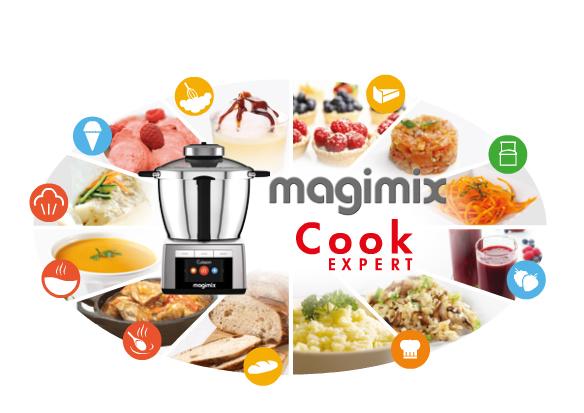 Magimix - COOK EXPERT cromato satinato - Promo