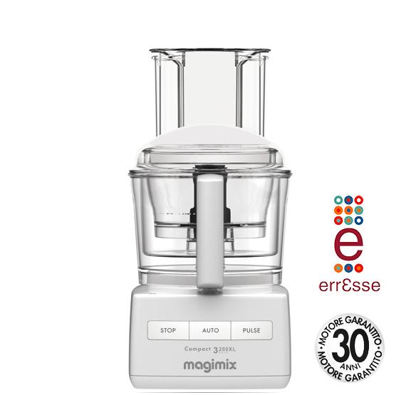 Magimix - Robot da cucina Compact 3200XL bianco OFFERTA