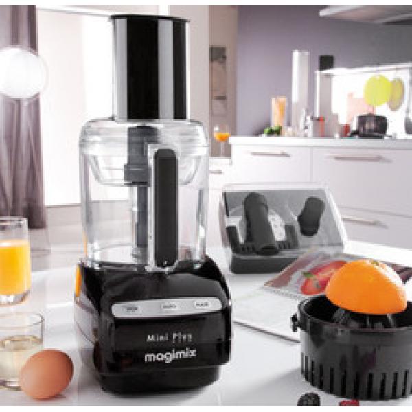 Magimix - Robot da cucina Mini Plus Nero