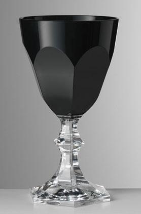 Giusti - Dolce Vita nero acqua-6 pezzi s/scatola