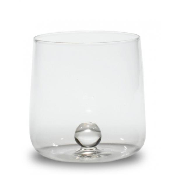 Zafferano - Bilia 6 bicchieri trasparente