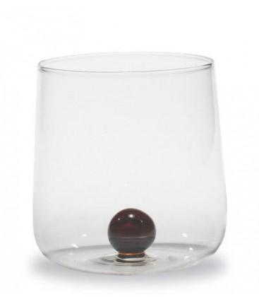 Zafferano - Bilia 6 bicchieri ambra