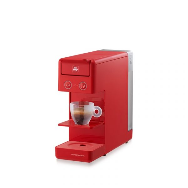 ILLY Iperespresso Y3.3 Red 2