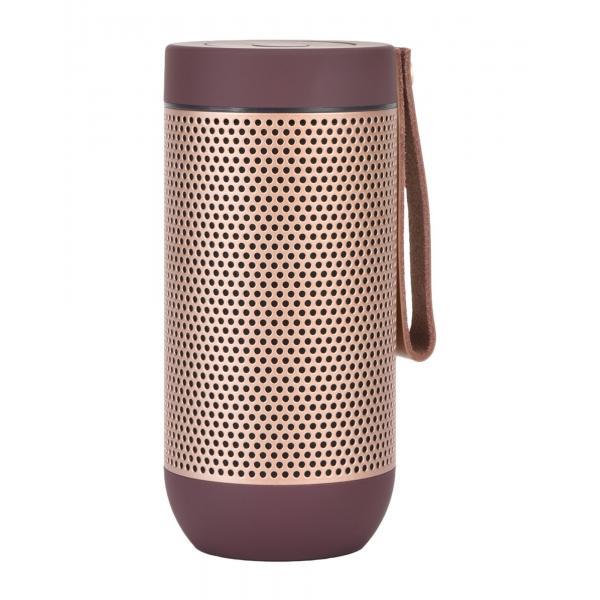 Kreafunk - aFUNK bluetooth speaker prugna-oro