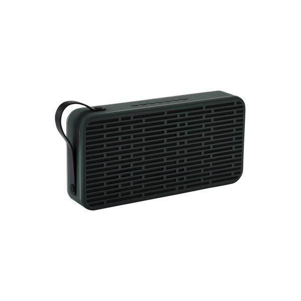 Kreafunk - aSOUND Bluetooth Speaker + Powerbank Nero