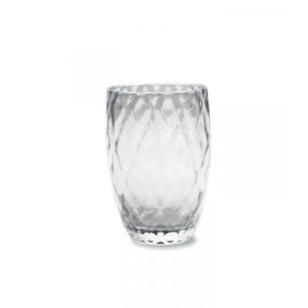 Zafferano - Losanghe Set 6 bicchieri tumbler Trasparente