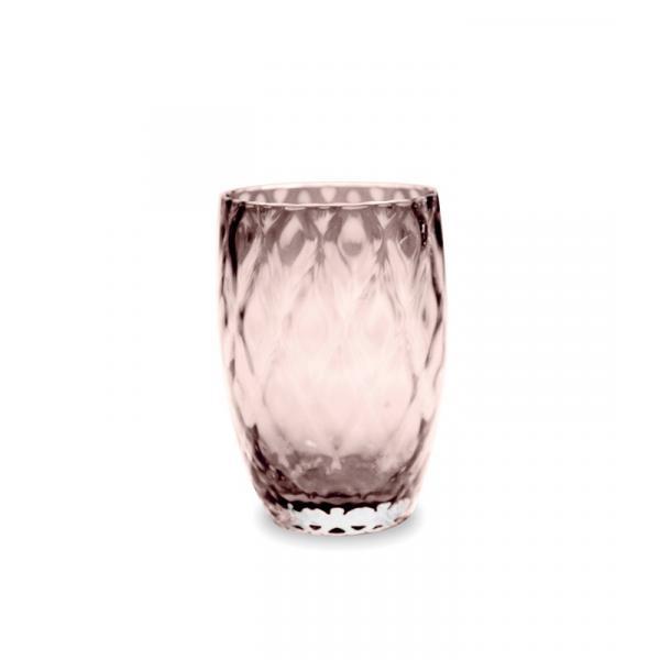 Zafferano - Losanghe Set 6 bicchieri tumbler Ametista