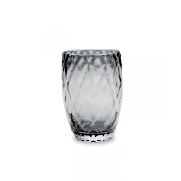 Zafferano - Losanghe Set 6 bicchieri tumbler Grigio