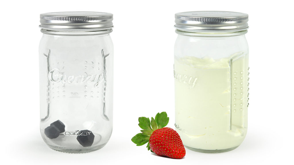 Cookut Creazy The Simple And Ecological Whipped Cream