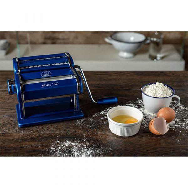 MARCATO Pasta Maker Atlas 150 Blue
