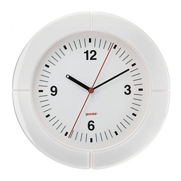Guzzini Orologio I-Clock Bianco
