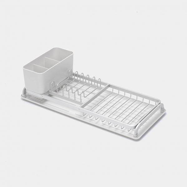 BRABANTIA Kompaktes Abtropfgestell Grau Nebenfigur