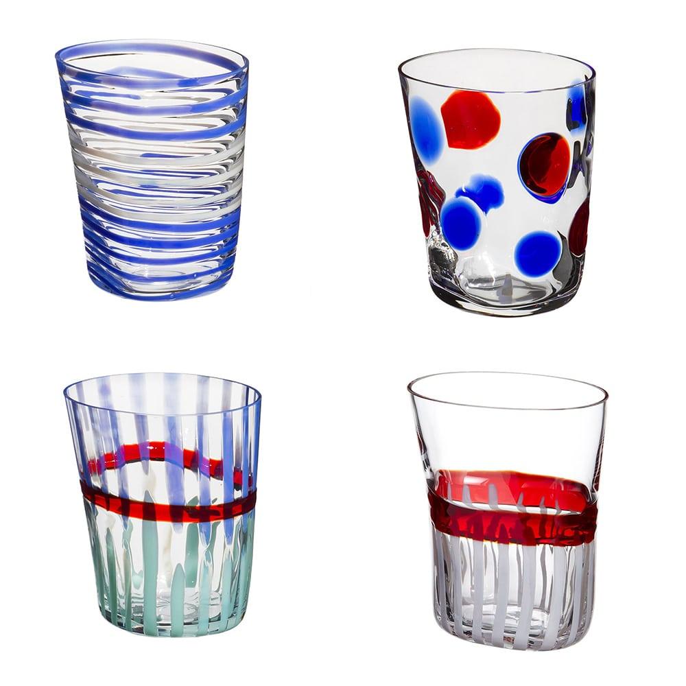 Bicchieri Bora