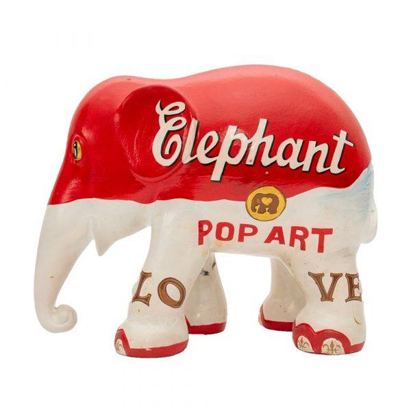 ELEPHANT PARADE Pop Art Elefant 10 cm