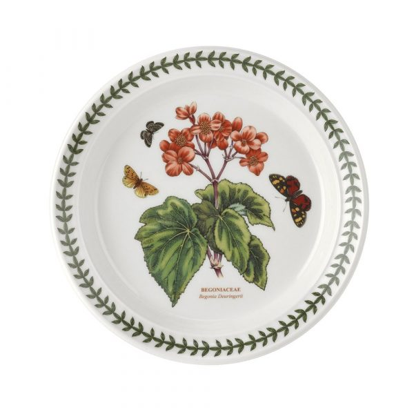 PORTMEIRION Botanic Garden Set 6 Dessert Plates