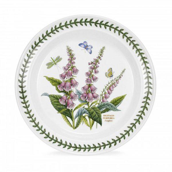 PORTMEIRION Botanic Garden Set 6 Dinner Plates