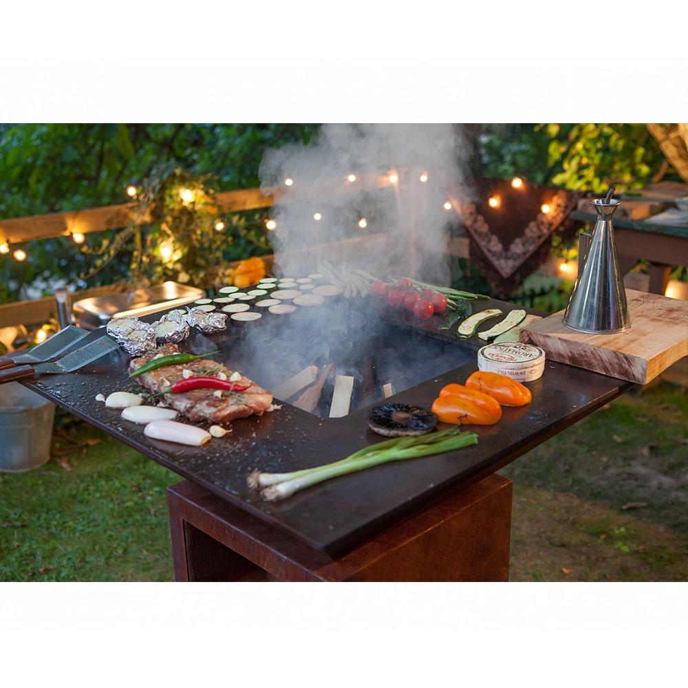 VULCANUS Grill Pro 730 Camp