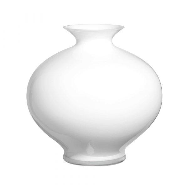 ONLYLUX Aurora Vase Opal H30 cm White