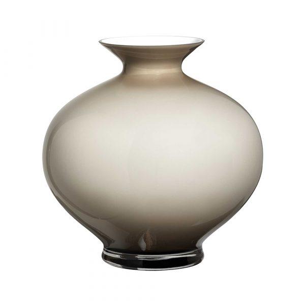 ONLYLUX Aurora Vase Opal H30 cm Fumé