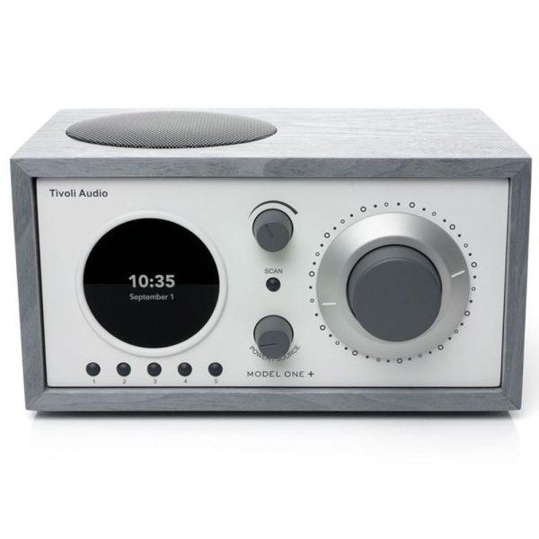 TIVOLI Model One+ Radio DAB+/FM Grey White