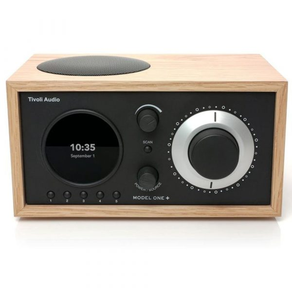 TIVOLI Model One+ Radio DAB+/FM Brown Black