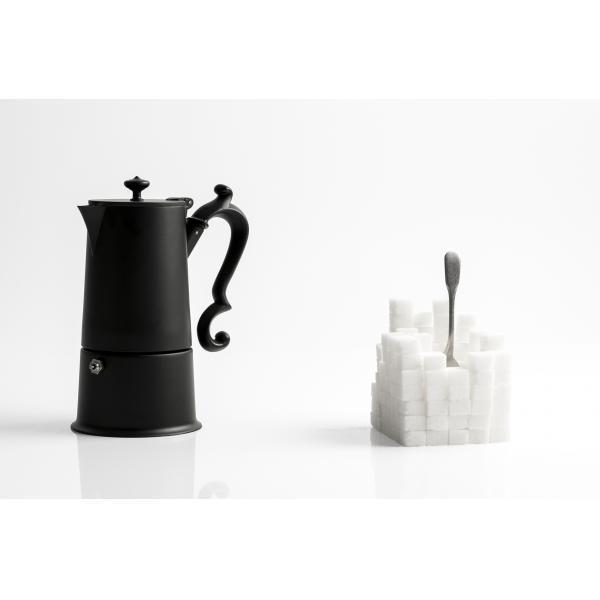 knIndustrie - Lady Anne coffee maker Black 2