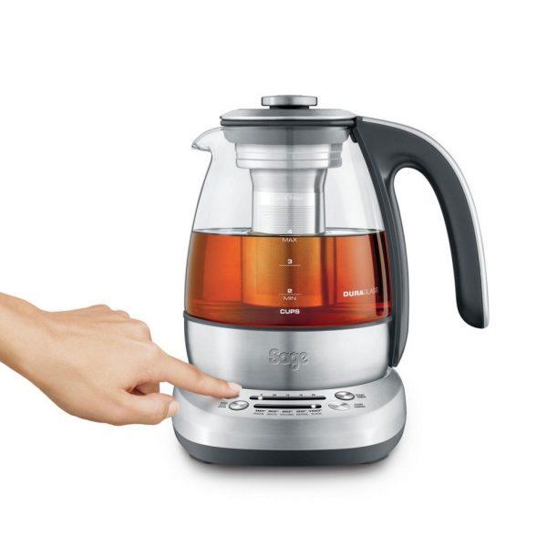 SAGE The Sage Smart Tea Infuser Compact