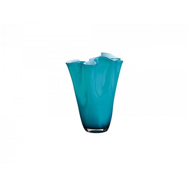ONLYLUX Wave Vase Opal H30 cm Baltic Green