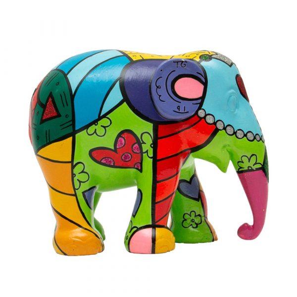 ELEPHANT PARADE Love Elefant 10 cm