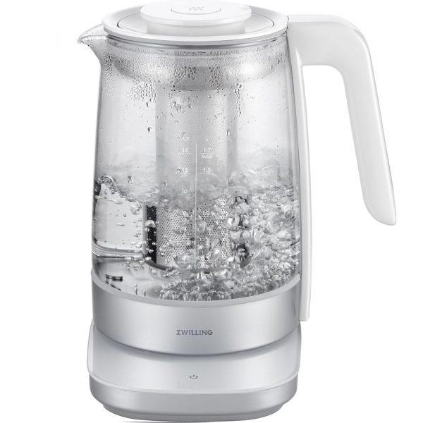 ZWILLING Enfinigy Elektrischer Wasserkocher Weiß