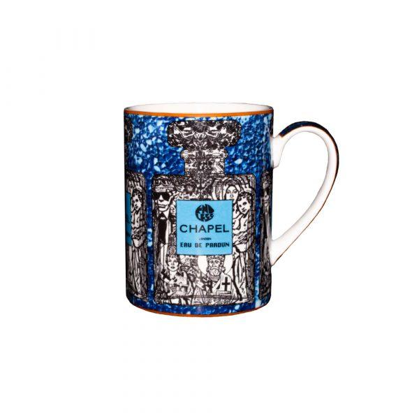 MANIFATTURA DI VENEZIA Endless Mug Chapel Blue