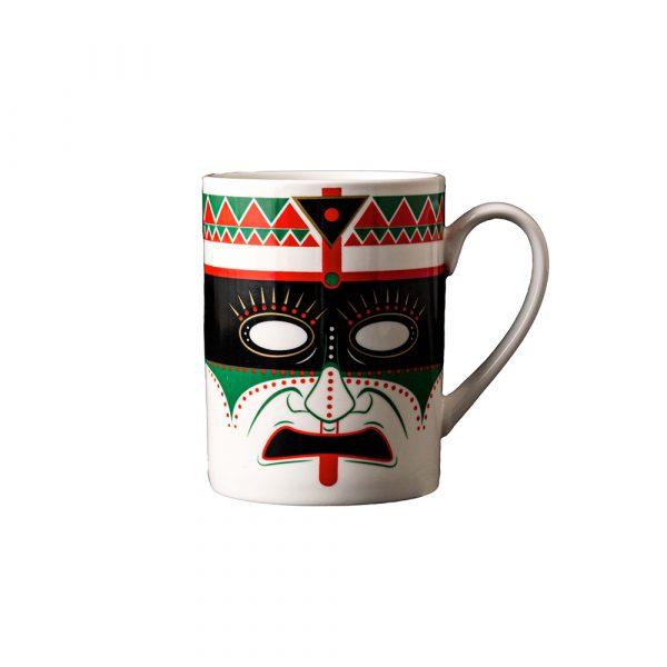 MANIFATTURA DI VENEZIA Ethnics Mug Paha Sapa