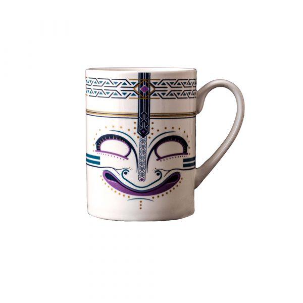 MANIFATTURA DI VENEZIA Ethnics Mug Quart-Hadašt