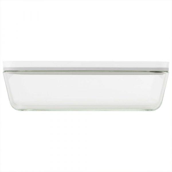 ZWILLING Fresh&Save Glas-Vakuum-Behälter Grau
