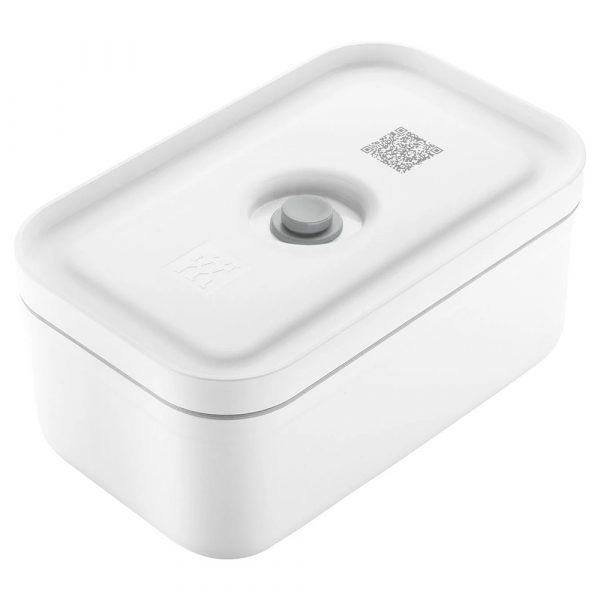ZWILLING Lunch Box Vakuum Fresh&Save Weiß und Grau